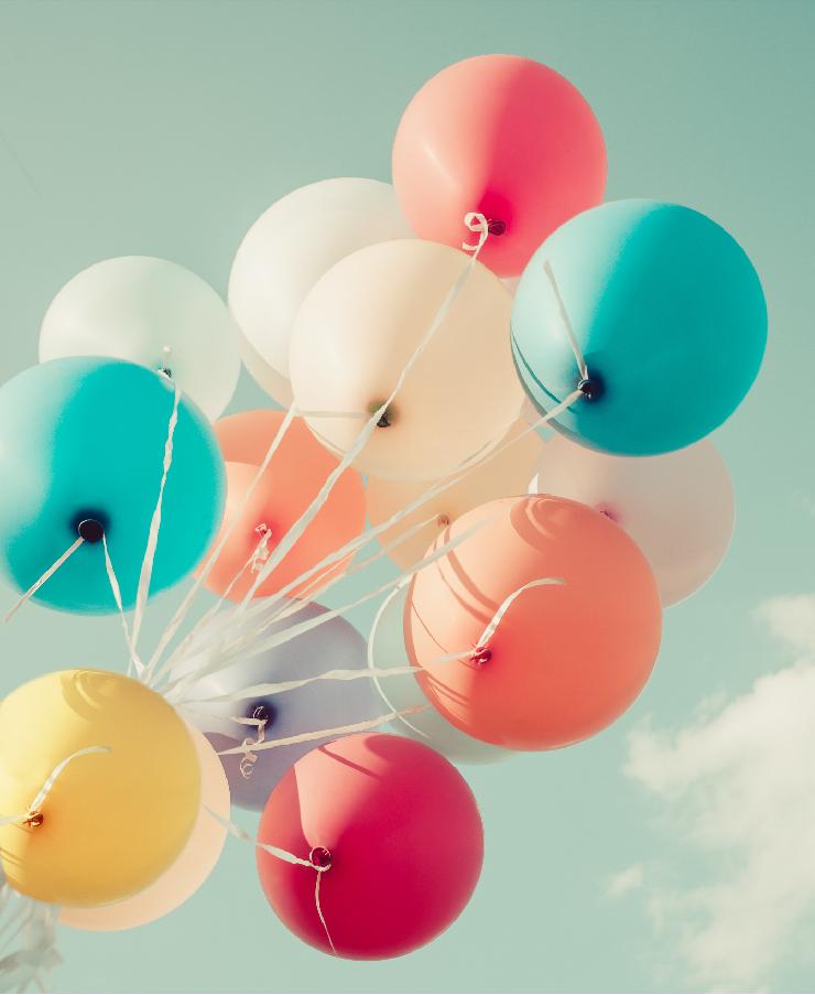 Balloon Decoration in London