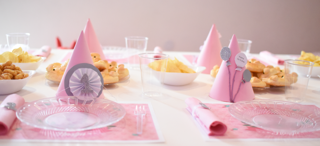 Child Table Setting Ideas