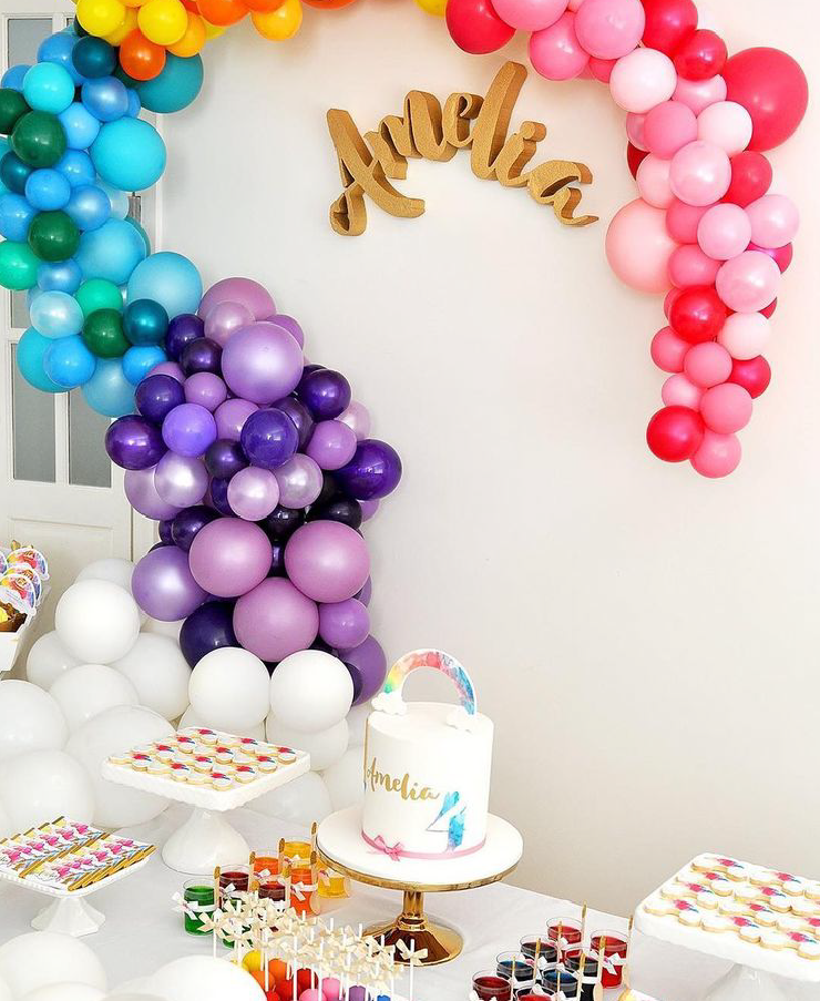 Kids Party Catering in London
