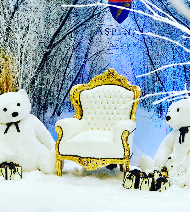 Children's Christmas Grotto Hire London