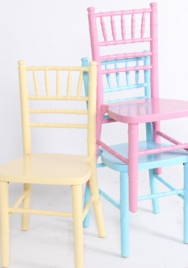 Children's Party Chairs and Tables London