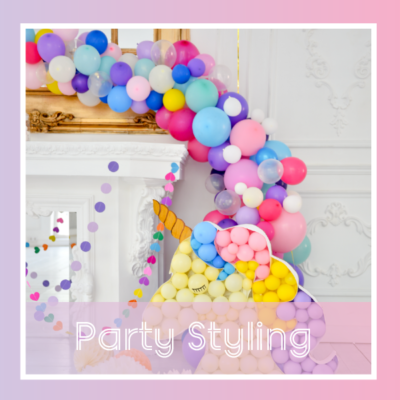 Children's Party Styling