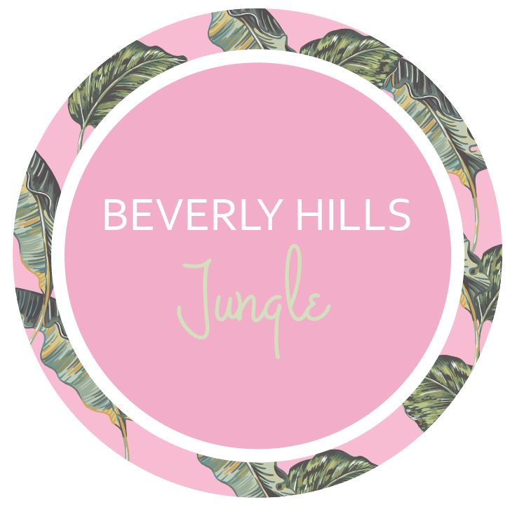 Beverley Hills Jungle Theme Party